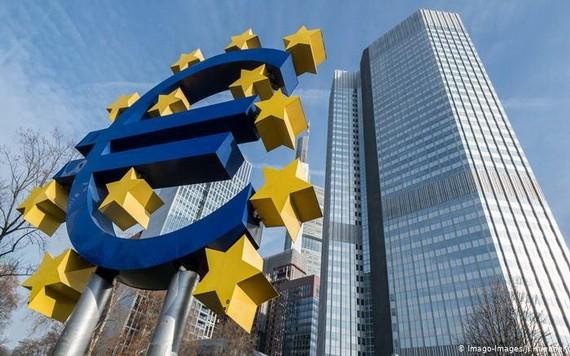 位於法蘭克福的歐洲央行總部。(圖源:互聯網)