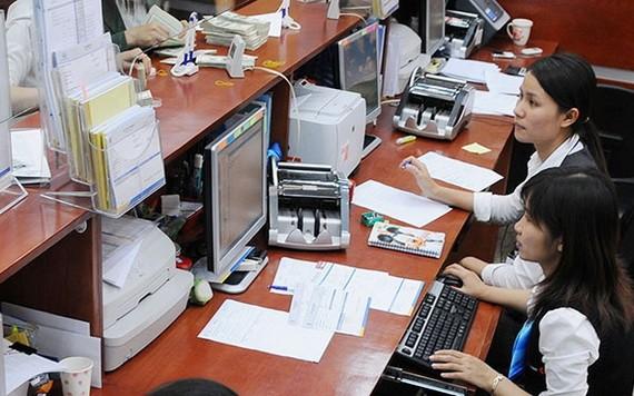 越南各銀行正加快數字化進度。