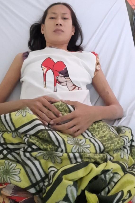 王雪英正在平新醫院留醫。