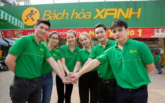與綠色百貨一道創業的年輕勞動者。