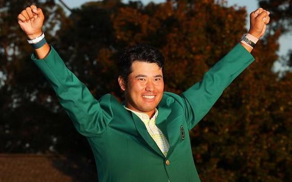 日本選手松山英樹。(圖源:互聯網)