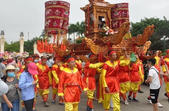 白騰傳統盛會現場一瞥。(圖源:光壽)