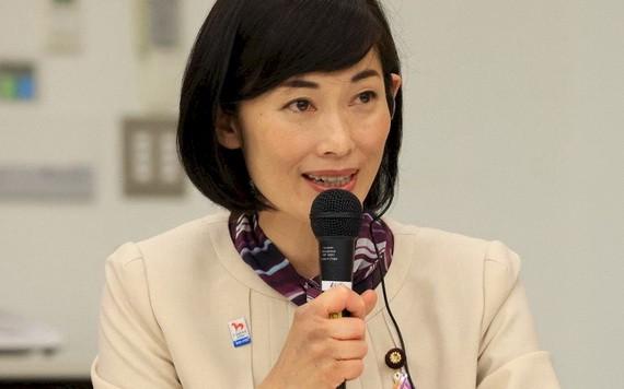 日本奧運擔當相丸川珠代。