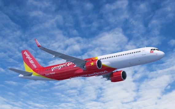 越捷航空推出許多酬賓活動為乘客服務。
