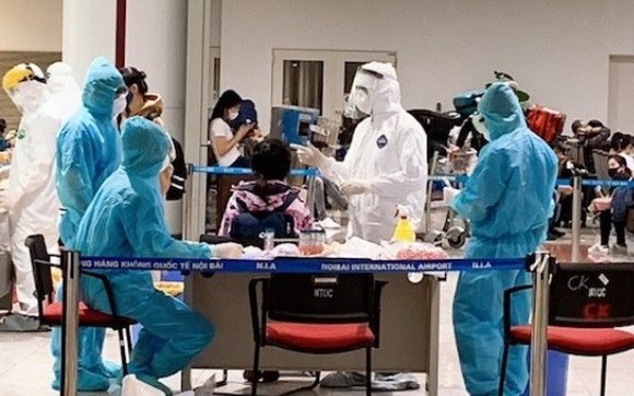 機場強化疫情防控
