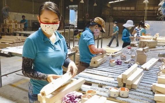 越南木製品銷往世界各地。(圖源:淵遠)