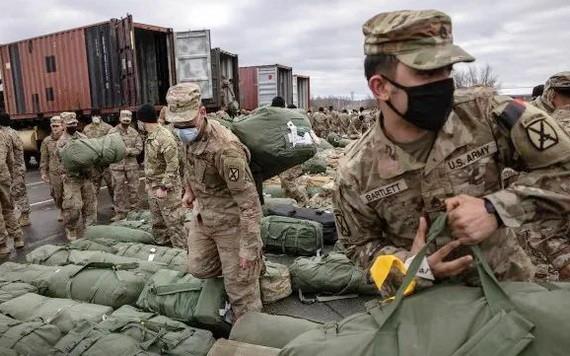 駐阿富汗美軍。(圖源:Getty Images)