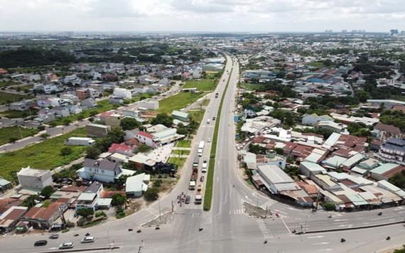 目前,環市3路項目僅完成並投入使用從新萬至平准(所屬平陽省)長達逾16公里的路段。