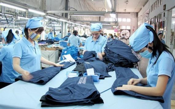 越南企業外銷美國訂單遞增。(示意圖源:互聯網)