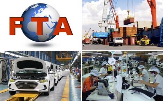 出口商品享有FTA優惠政策