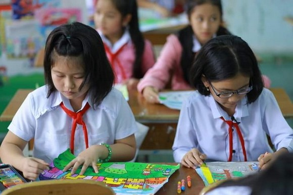 少兒繪畫比賽於過去幾年吸引廣大中小學生參加。