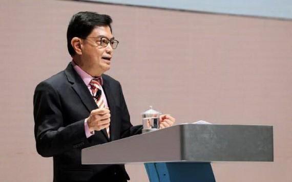 新加坡副總理兼經濟政策統籌部長王瑞傑。(圖源:互聯網)