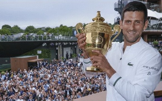德約:我是世界最好網球選手