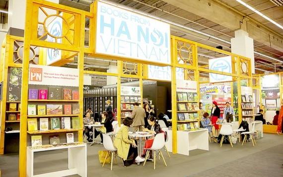 越南書籍衝向國際