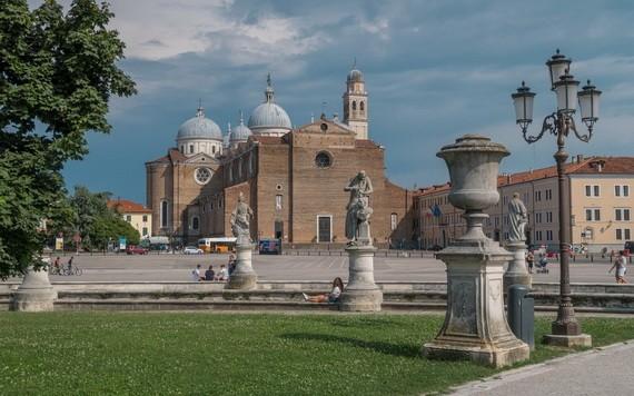 意大利帕多瓦14世紀濕壁畫群坐落於帕多瓦老城區。(圖源:Pixabay )