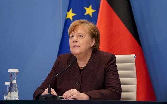 德國總理默克爾。(圖源:AFP)