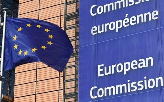 歐盟旗幟。(圖源:互聯網)