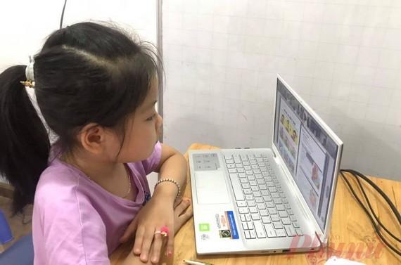 本市預計新學年學生先在線上學習。
