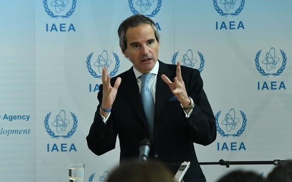 國際原子能機構總幹事拉斐爾‧格羅西。(圖源: 互聯網)