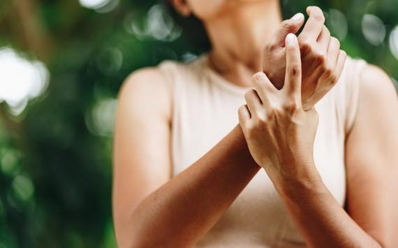 腕隧道症候群讓手痛到像被電擊超刺痛