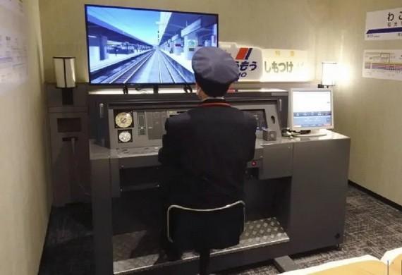 日本一酒店推出模擬鐵路駕駛一日遊客房