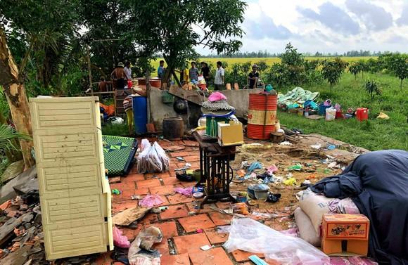 Giông lốc làm 1 người chết và trên 600 căn nhà bị thiệt hại ảnh 1