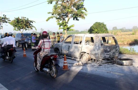 Y án vụ con gái thuê người đốt xe khiến cha ruột tử vong ảnh 2