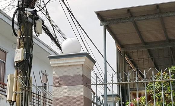 Ủy viên Ban Thường vụ Tỉnh ủy Sóc Trăng hoàn ngân sách tiền lắp camera ảnh 1