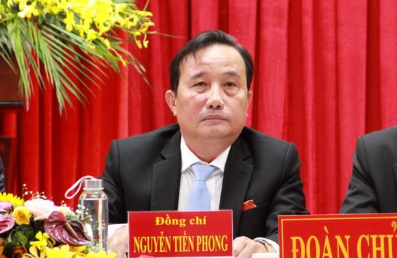 Ông Nguyễn Tiền Phong tái đắc cử Bí thư Quận ủy Ninh Kiều ảnh 1