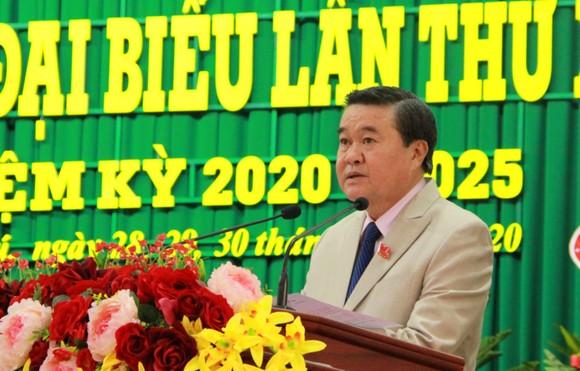 Đồng chí Nguyễn Thanh Hùng tái đắc cử Bí thư Huyện ủy Long Phú, Sóc Trăng ảnh 2