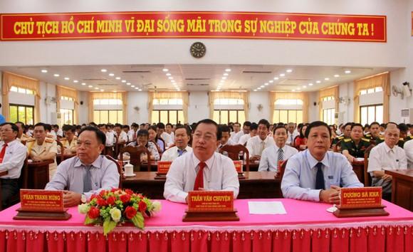 Đồng chí Nguyễn Thanh Hùng tái đắc cử Bí thư Huyện ủy Long Phú, Sóc Trăng ảnh 1