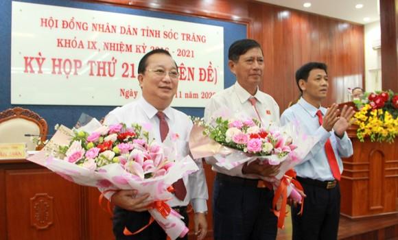 Ông Trần Văn Lâu làm Chủ tịch UBND tỉnh Sóc Trăng ảnh 2