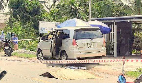 Đâm chết người trong lúc giải cứu vợ khỏi nhóm bắt cóc ảnh 1