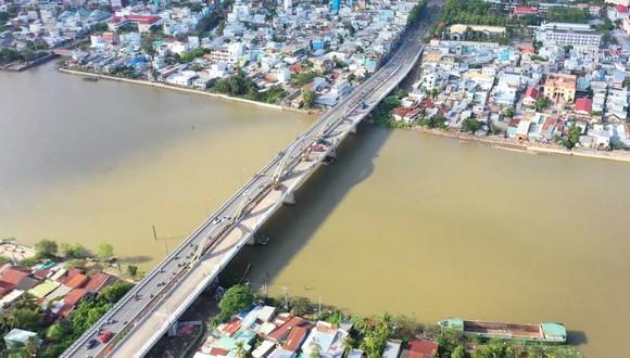Thông xe cầu Quang Trung, tháo nút thắt cửa ngõ phía Nam của TP Cần Thơ ảnh 2
