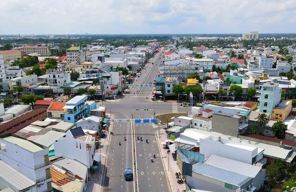 Thông xe đường Trần Hoàng Na kết nối trung tâm TP Cần Thơ ảnh 1