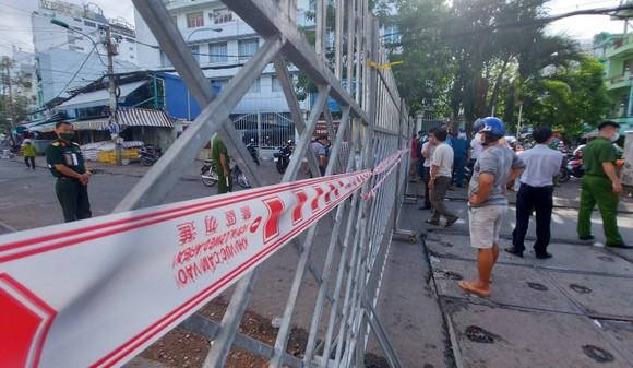 Phong tỏa một phần chợ đầu mối Tân An lớn nhất TP Cần Thơ ảnh 3
