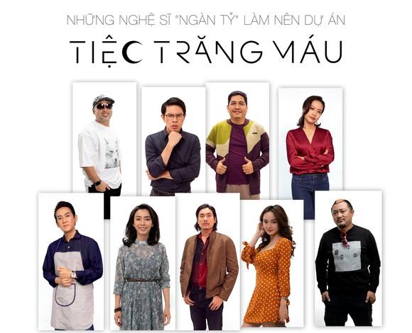 Dàn sao 'triệu đô' điện ảnh Việt cùng tham gia một dự án ảnh 3