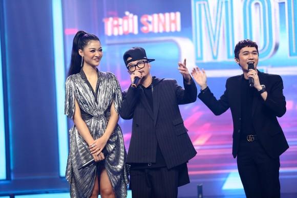 Rapper Hà Lê mang bài hát phòng chống Covid-19 lên sóng truyền hình ảnh 3