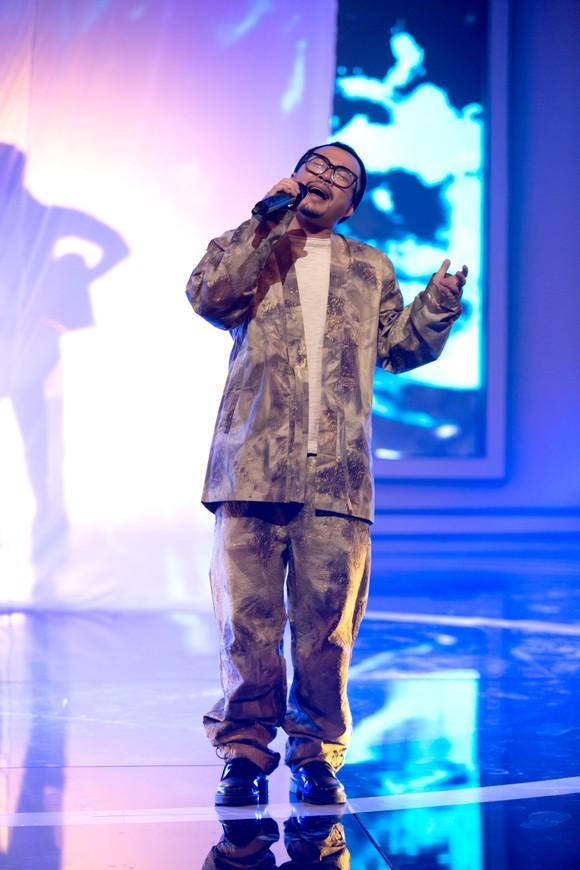 Rapper Hà Lê mang bài hát phòng chống Covid-19 lên sóng truyền hình ảnh 1