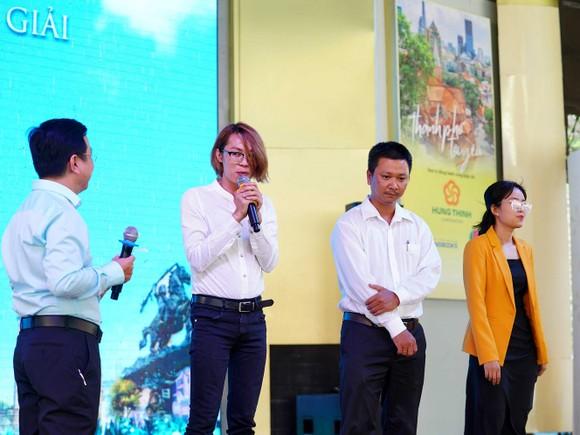 Trao giải cuộc thi và ra mắt cuốn sách Sài Gòn - Thành phố tôi yêu ảnh 2