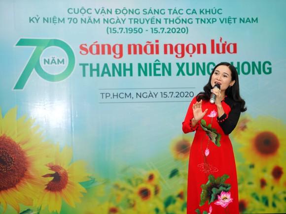 8 tác phẩm đoạt giải Cuộc vận động sáng tác ca khúc kỷ niệm 70 năm ngày truyền thống lực lượng TNXP Việt Nam ảnh 6
