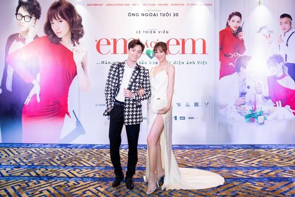 Ngô Kiến Huy một mình đóng 2 vai trong phim mới ảnh 3