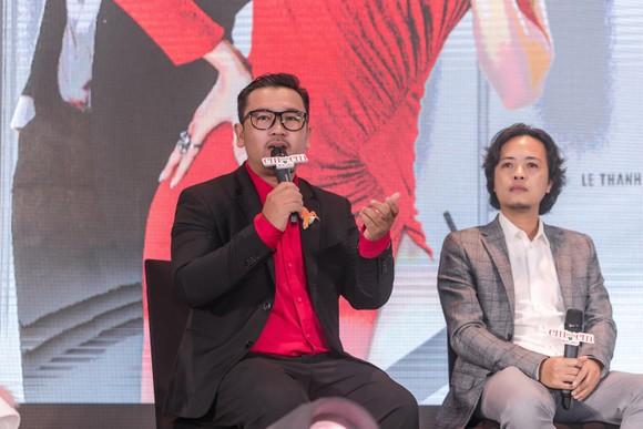 Ngô Kiến Huy một mình đóng 2 vai trong phim mới ảnh 4