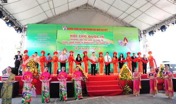 Hội chợ quốc tế Thương mại - Du lịch và Đầu tư hành lang kinh tế Đông Tây - EWEC Đà Nẵng 2017