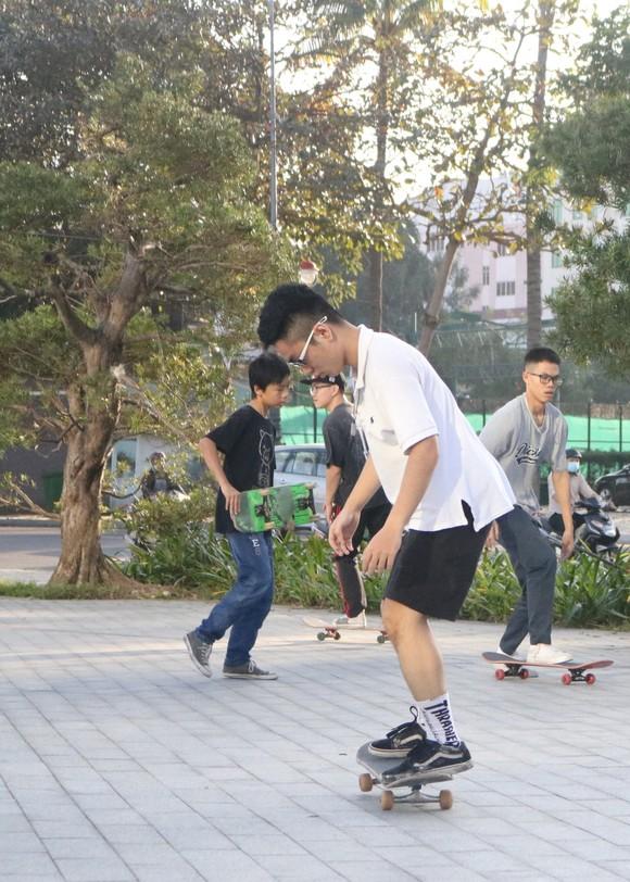 Skateboard, sân chơi hấp dẫn cho bạn trẻ Đà Nẵng  ảnh 3