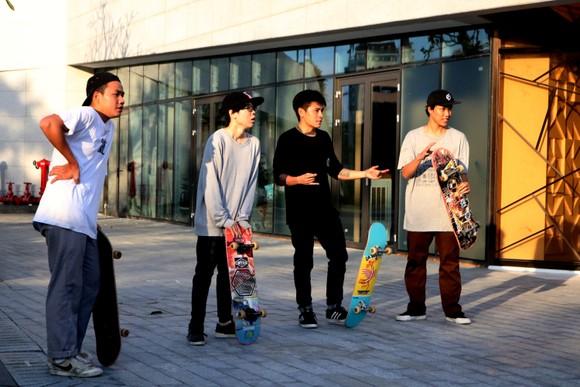 Skateboard, sân chơi hấp dẫn cho bạn trẻ Đà Nẵng  ảnh 4