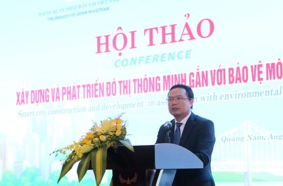 Quảng Nam hướng đến xây dựng đô thị thông minh gắn với bảo vệ môi trường ảnh 1