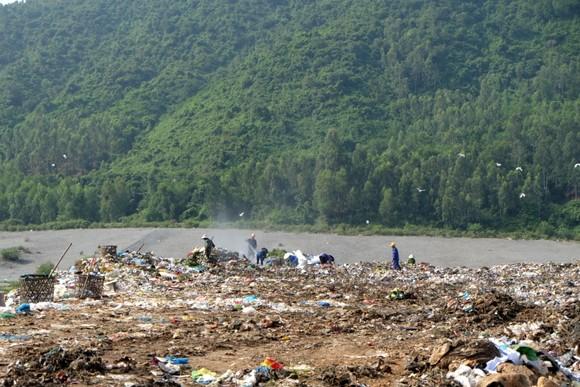 Đà Nẵng: Nhiều giải pháp hạn chế ô nhiễm tại bãi rác Khánh Sơn  ảnh 1