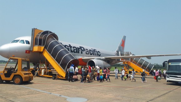 Jetstar Pacific sử dụng máy bay hiện đại Airbus A320 cho đường bay Vinh - Đà Nẵng ảnh 1