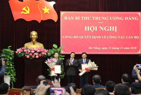 Ông Nguyễn Văn Quảng được chỉ định làm Phó Bí thư Thường trực Thành ủy Đà Nẵng ảnh 1